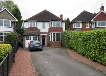 Thumbnail 4 bed detached house for sale in Fircroft, Solihull