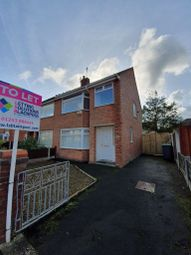 Thumbnail 3 bed semi-detached house to rent in Cromer Road, Blackpool, Lancashire