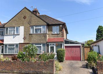 Thumbnail 3 bedroom semi-detached house for sale in Bridges Lane, Beddington, Croydon