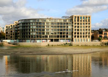 Thumbnail 1 bedroom flat for sale in Queens Wharf, Crisp Road, London