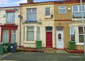 Thumbnail 3 bed terraced house for sale in Larch Road, Birkenhead
