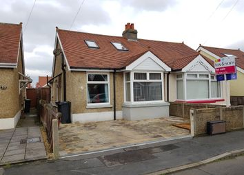 Thumbnail 4 bed semi-detached bungalow for sale in Eastcroft Road, Gosport