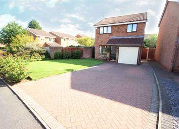 Thumbnail 3 bed detached house for sale in Ashurst Grove, Meir Park, Stoke-On-Trent