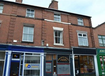 Thumbnail 2 bedroom maisonette to rent in Cawdry Buildings, Fountain Street, Leek