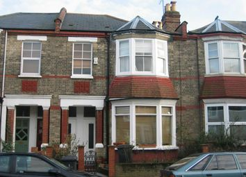 Thumbnail 3 bed flat to rent in Kitchener Road, London