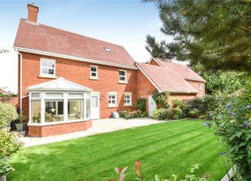 Thumbnail 5 bed detached house for sale in Sutton Park Road, Sutton Scotney, Hampshire