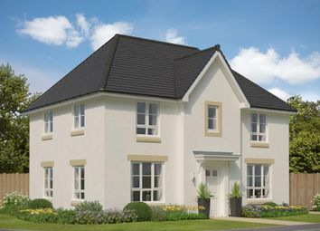 "Thumbnail 4 bed detached house for sale in ""Craigston"" at Glasgow Road, Kilmarnock"