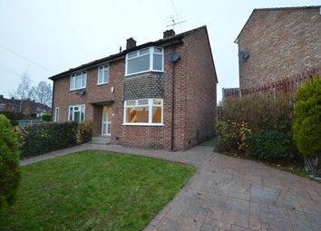 Thumbnail 3 bed property to rent in Cordwell Avenue, Chesterfield