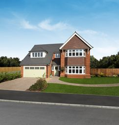 Thumbnail 5 bed detached house for sale in Queens Road, Bisley