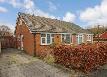 Thumbnail 3 bed semi-detached bungalow for sale in Settle Close, Bury