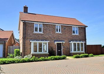 Thumbnail 5 bed detached house for sale in The Spinney, Wheatfields Park, Callow End, Worcester