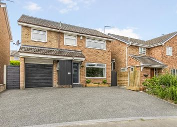 4 bed detached house for sale in Holbrook Close, Walton, Chesterfield S40