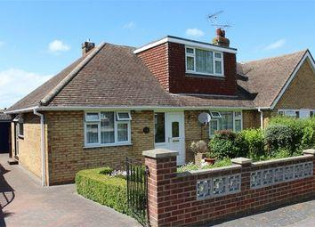 Thumbnail 3 bed semi-detached bungalow for sale in Dignals Close, Rainham, Kent