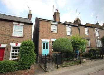 Thumbnail 3 bed end terrace house for sale in Cravells Road, Harpenden, Hertfordshire