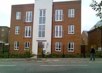 Thumbnail 1 bedroom flat to rent in Astbury Court, Westport Road, Burslem, Stoke-On-Trent