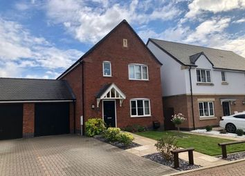 Thumbnail 3 bed link-detached house for sale in Somerset Drive, Duston, Northampton