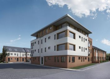 Thumbnail 2 bed flat for sale in Poolsbrook, Chesterfield