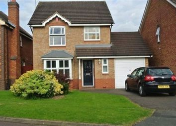 Thumbnail 3 bedroom detached house to rent in Holden Gardens, Stapleford