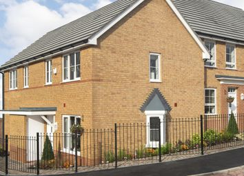 "Thumbnail 2 bed semi-detached house for sale in ""Amber"" at Captains Parade, East Cowes"