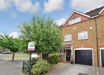 Thumbnail 4 bed town house for sale in East Road, Reigate, Surrey