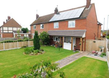 Thumbnail 5 bed semi-detached house for sale in Prince Avenue, Haughton, Stafford.