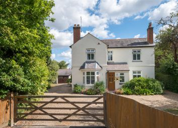 Thumbnail 5 bed detached house for sale in Peckleton Lane, Desford, Leicester