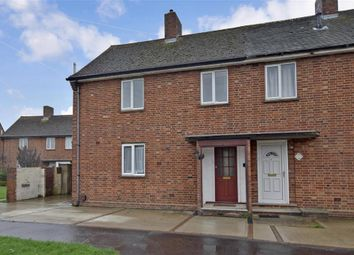 Thumbnail 5 bedroom semi-detached house for sale in Exton Road, Chichester, West Sussex