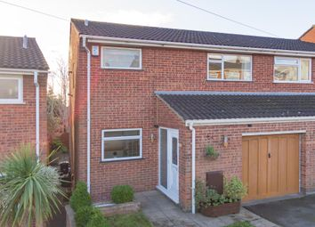 Thumbnail 3 bed semi-detached house for sale in Windsor Avenue, Hanham, Bristol