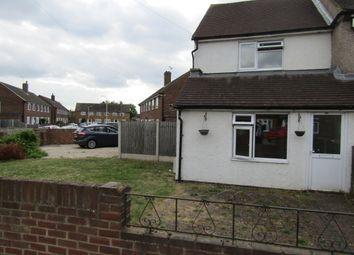 Thumbnail 2 bed end terrace house for sale in Penrith Crescent, Rainham