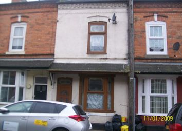 Thumbnail 3 bedroom terraced house for sale in Jardine, Aston