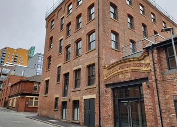 Thumbnail 2 bed flat to rent in New Mount Street, Manchester