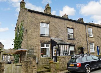 Thumbnail 3 bed end terrace house for sale in Beeston Mount, Bollington, Macclesfield, Cheshire