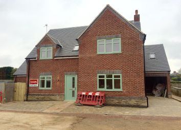 Thumbnail 3 bed detached house for sale in All Saints Close, Sapcote, Leicester