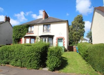 Thumbnail 2 bed semi-detached house for sale in Lossie Street, Riddrie, Glasgow