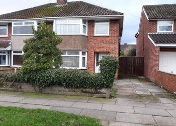 Thumbnail 3 bed semi-detached house to rent in Coronation Road, Lydiate, Liverpool