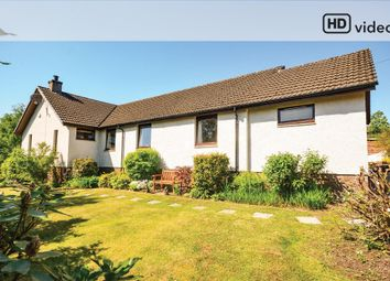 Thumbnail 4 bed detached bungalow for sale in Kennedy Drive, Helensburgh