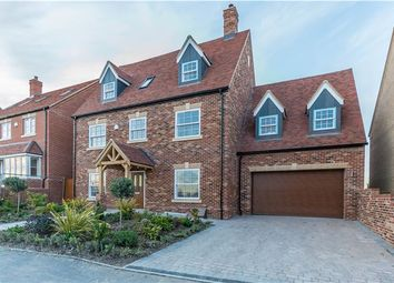 Thumbnail 6 bed detached house for sale in Victoria Way, Melbourn, Royston