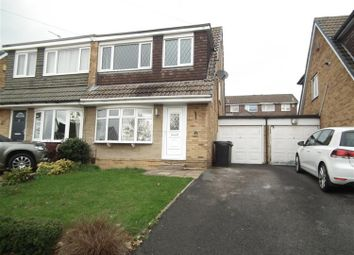Thumbnail 3 bed semi-detached house to rent in Thornlea Close, Yeadon, Leeds