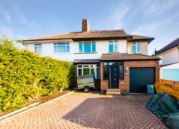 5 bed semi-detached house for sale in Lymington Gardens, Stoneleigh, Epsom KT19