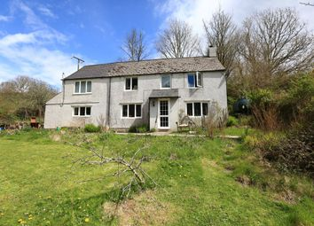 Thumbnail 4 bed farmhouse for sale in Ford Road, Wembury, Plymouth
