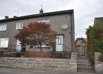 Thumbnail 2 bedroom end terrace house for sale in Academy Street, Alloa