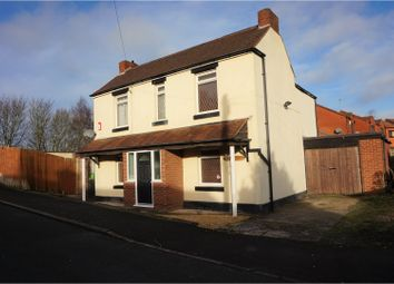 Thumbnail 3 bedroom detached house for sale in Queen Street, Walsall Wood