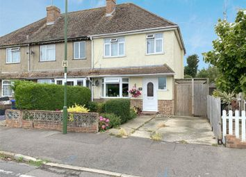 Thumbnail 3 bed end terrace house for sale in Irene Avenue, Lancing, West Sussex