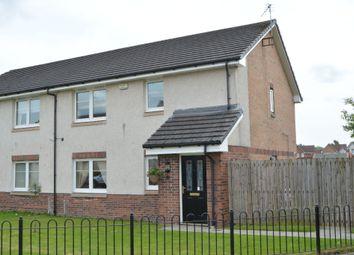 Thumbnail 2 bed flat for sale in Scott Terrace, Falkirk