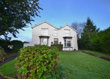 Thumbnail 5 bed detached house for sale in Llysonnen Road, Carmarthen