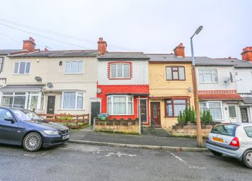 Thumbnail 2 bed terraced house to rent in Talbot Road, Smethwick, West Midlands