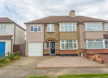 Thumbnail 4 bed semi-detached house for sale in Verdayne Gardens, Warlingham