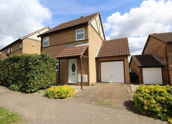 Thumbnail 3 bedroom detached house to rent in Chepstow Drive, Bletchley, Milton Keynes