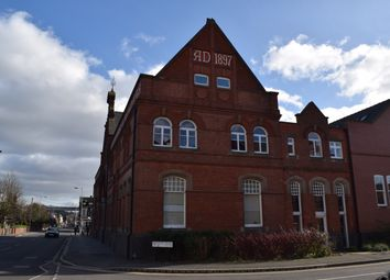Thumbnail 2 bed flat for sale in Grants Yard, Burton-On-Trent