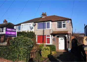 Thumbnail 3 bed semi-detached house for sale in Hillock Lane, Warrington